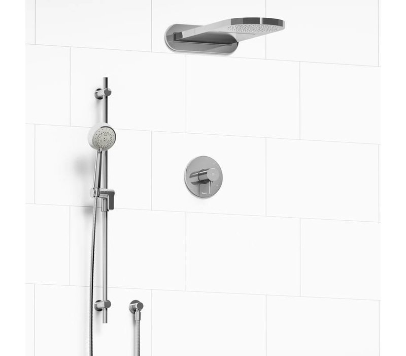 Riobel - Pallace - Shower System - KIT#2745PATM