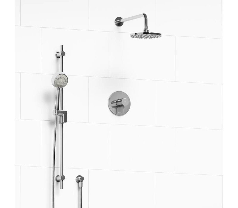 Riobel - Pallace - Shower System - KIT#323PATM