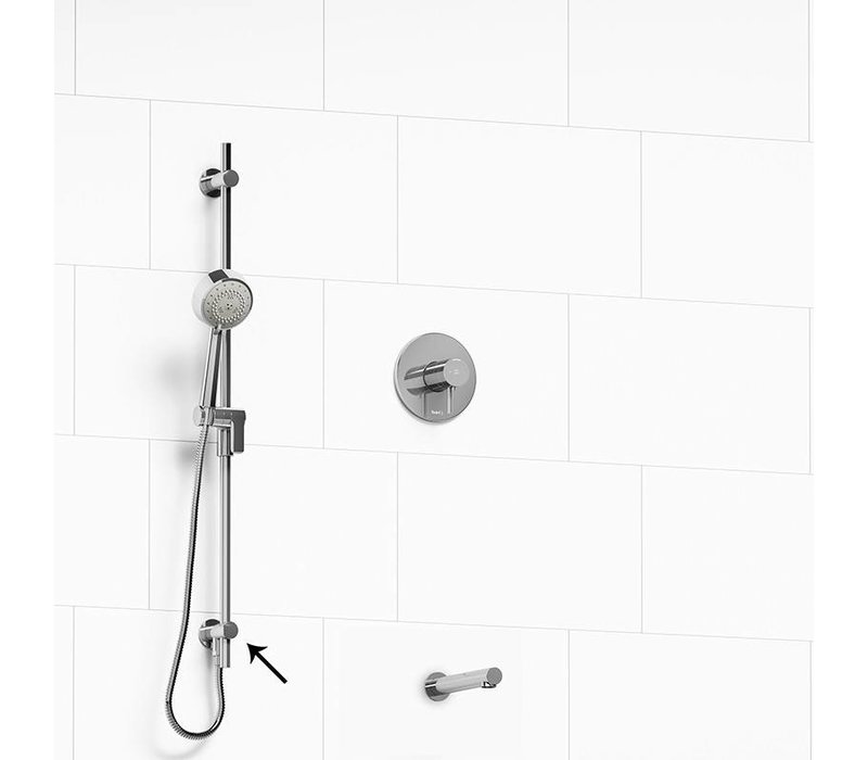 Riobel - Pallace - Shower System - KIT#6223PATM