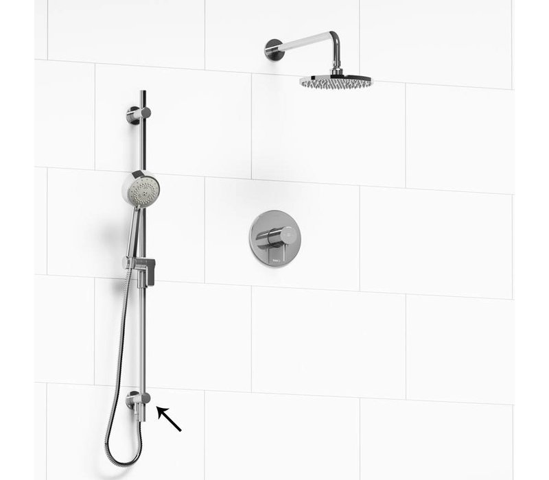 Riobel - Pallace - Shower System - KIT#6323PATM