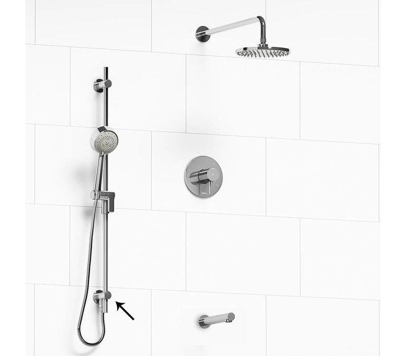 Riobel - Pallace - Shower System - KIT#6445PATM
