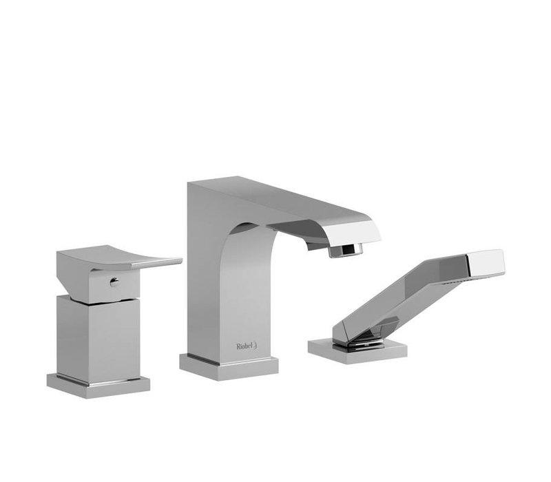 Riobel - Zendo - 3-Piece Deckmount Tub Filler - ZO16