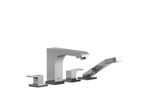 Riobel Riobel - Zendo - 4-Piece Deckmount Tub Filler - ZO12