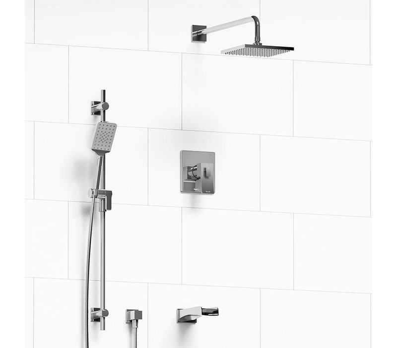 Riobel - Zendo - Shower System