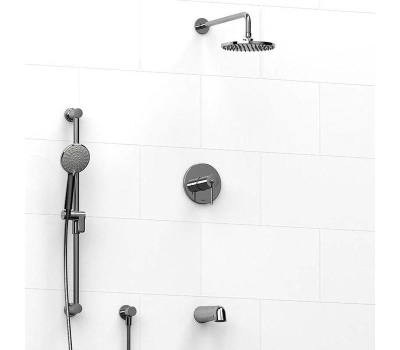 Riobel - GS - Shower System - KIT#1345GS