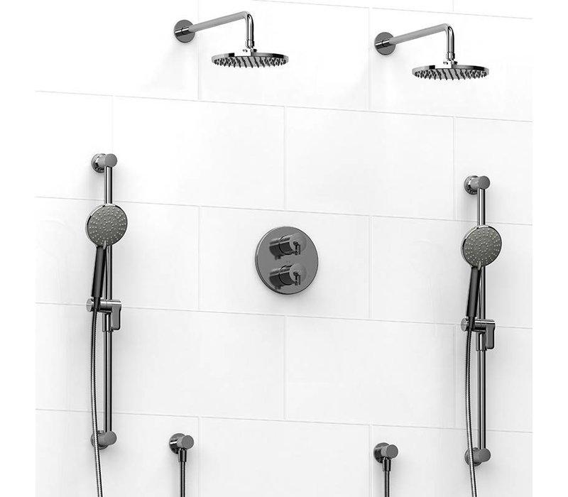 Riobel - GS - Shower System - KIT#1546GS