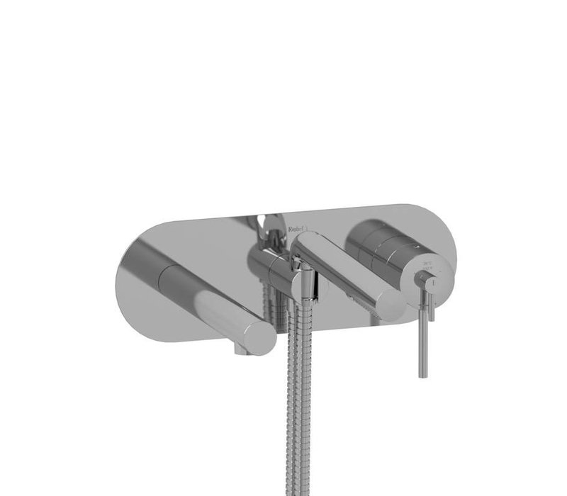 Riobel - GS - Wallmount Tub Filler