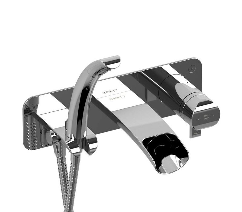 Riobel - Salome - Wall-mount Tub Filler