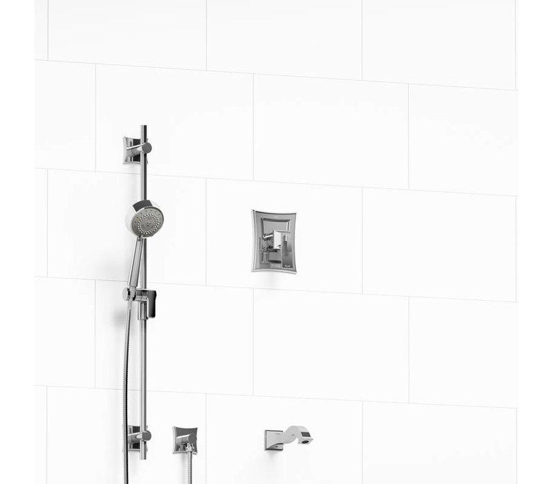 Riobel - Eiffel - Shower System - KIT#1223EF