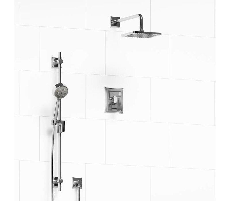 Riobel - Eiffel - Shower System - KIT#323EF