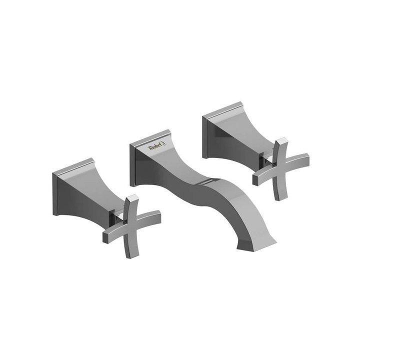 Riobel - Eiffel - Wall-mount Tub Filler