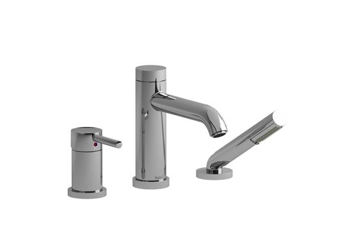 Riobel Riobel - CS - 3-Piece Deckmount Tub Filler - CS16