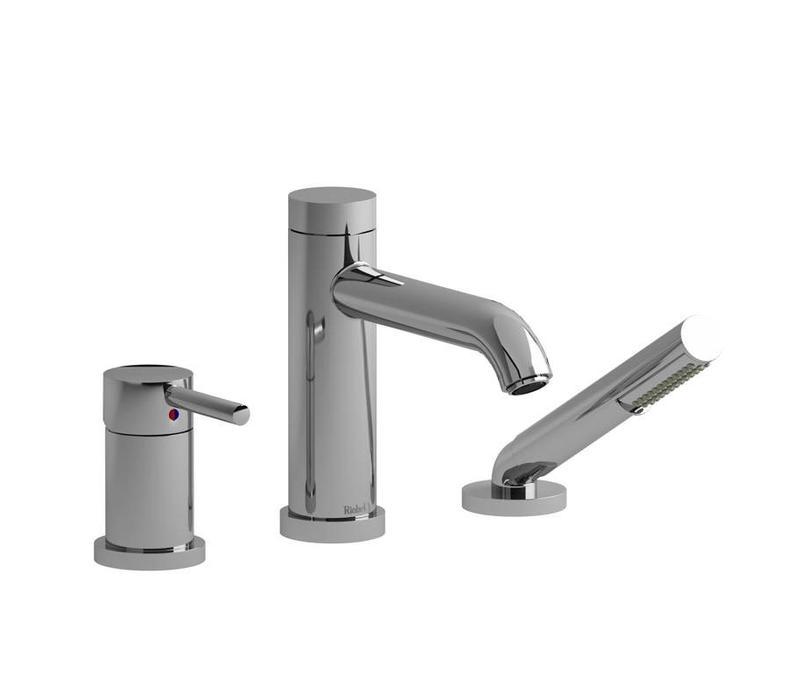 Riobel - CS - 3-Piece Deckmount Tub Filler - CS16