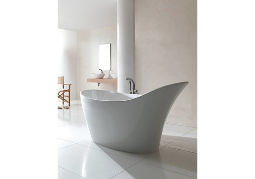 Victoria + Albert Victoria + Albert - Amalfi - freestanding slipper tub with overflow - AML-N-SW-OF