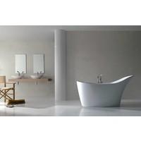 Victoria + Albert - Amalfi - freestanding slipper tub with overflow - AML-N-SW-OF