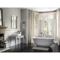 "Victoria + Albert - Amiata 65""x 32"" Freestanding Soaking Bathtub - Standard White - AMT-N-SW-OF"