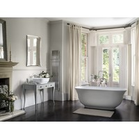 Victoria + Albert - Amiata - freestanding tub with overflow