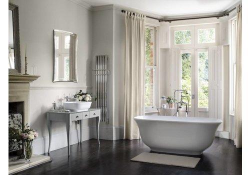 "Victoria + Albert Victoria + Albert - Amiata 65""x 32"" Freestanding Soaking Bathtub - Standard White - AMT-N-SW-OF"