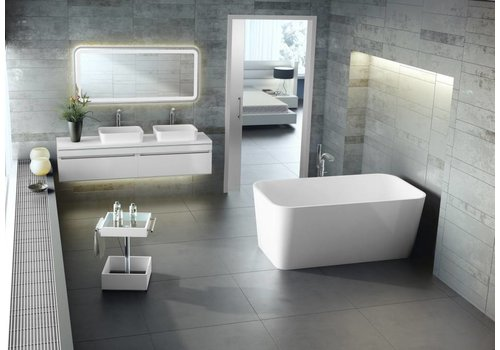 Victoria + Albert Victoria + Albert - Edge - freestanding tub with overflow
