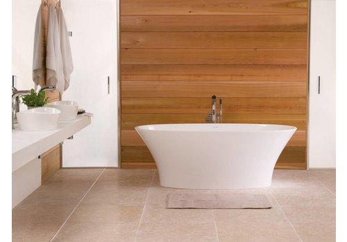 "Victoria + Albert Victoria + Albert - Ionian 67"" x 32"" Freestanding Soaking Bathtub With Void - Standard White - INN-N-SW-OF"