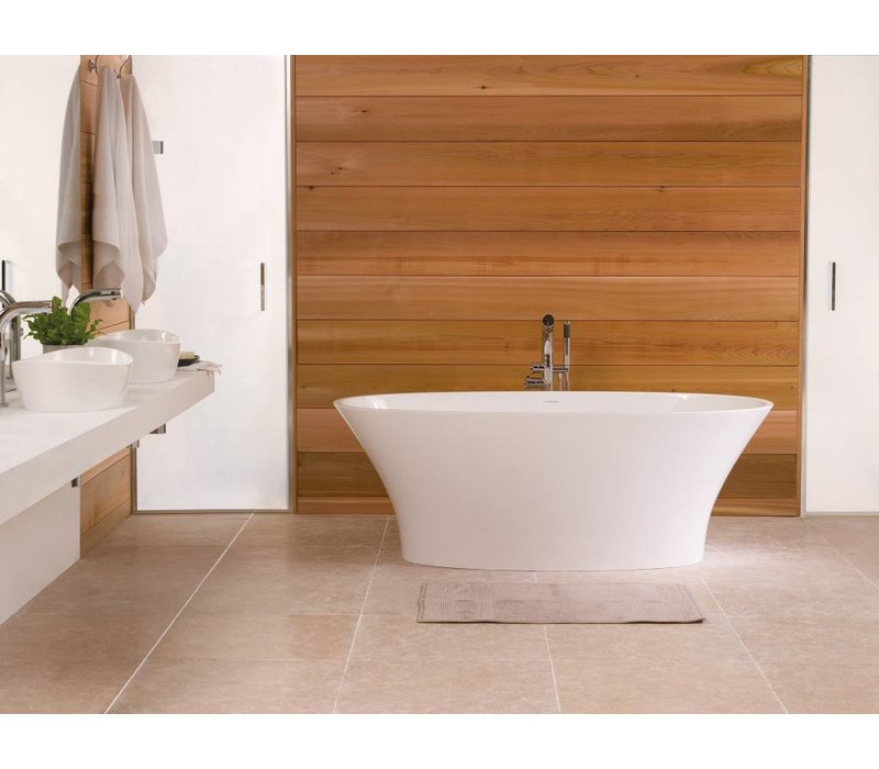 Victoria + Albert - ionian - freestanding oval tub with overflow