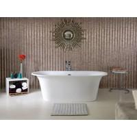 Victoria + Albert - Monaco - one piece freestanding tub with overflow