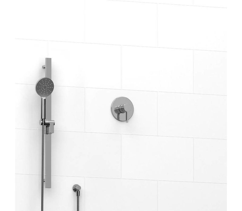 Riobel - Paradox - Round - Pressure balance shower system