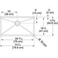 Franke Professional Series - PSX1103010/16BG Stainless Steel