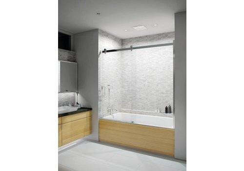 Slik Slik - Flow - Tub shower door -