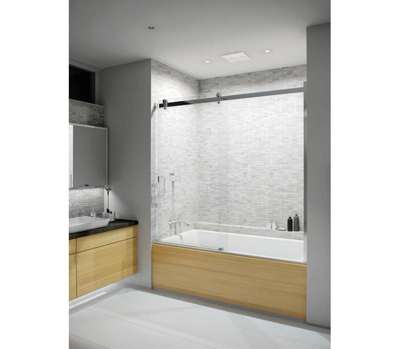 Slik - Flow - Tub shower door -