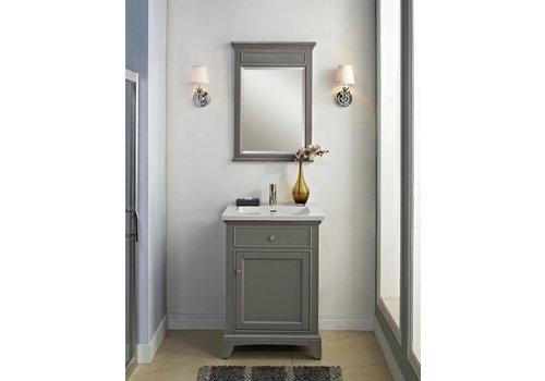 """Fairmont Design's Fairmont - Smithfield - Med Gray 24"""" Vanity"""