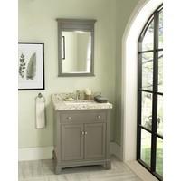 """Fairmont Design's - Smithfield 30"""" Vanity - Medium Gray - Medium Gray - 1504-V30"""