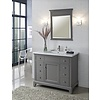 "Fairmont Design's Fairmont Design's - Smithfield 42"" Vanity - Medium Gray - Medium Gray - 1504-V42"