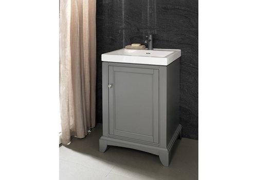 """Fairmont Design's Fairmont - Smithfield - Med Gray 21x18"""" Vanity"""