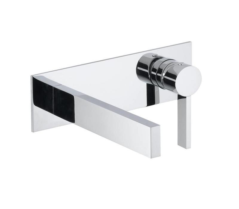 Disegno - Caso - Wallmount lav faucet