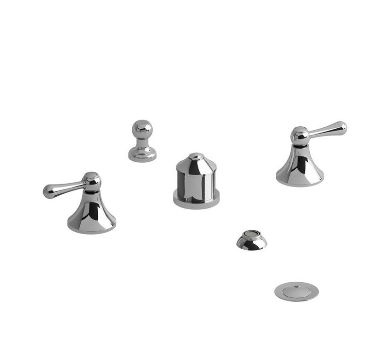 Riobel - Manhattan - Bidet Faucet - MA09
