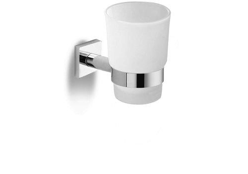 Disegno Disegno SYDNEY Accessories Chrome Glass Holder