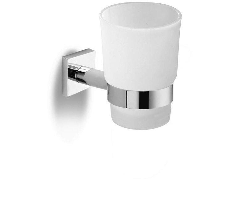 Disegno SYDNEY Accessories Chrome Glass Holder