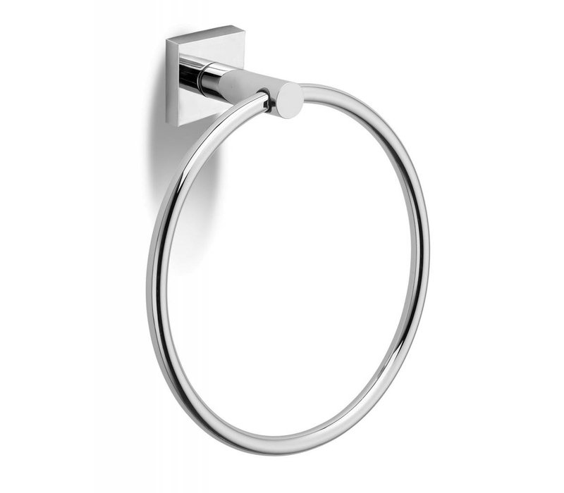 Disegno SYDNEY Accessories Chrome Towel Ring