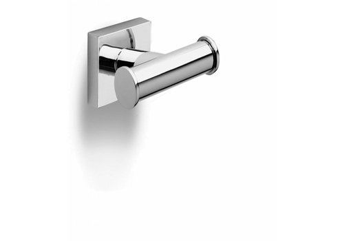 Disegno Disegno SYDNEY Accessories Chrome Double Robe Hook