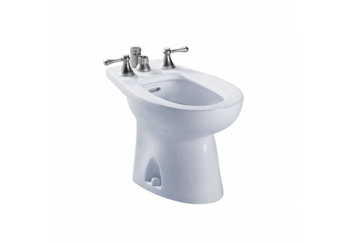 TOTO TOTO - PIEDMONT VERTICAL SPRAY BIDET Cotton