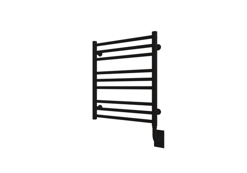 ICO ICO - Sorano - Hardwired Towel Warmer - Matte Black