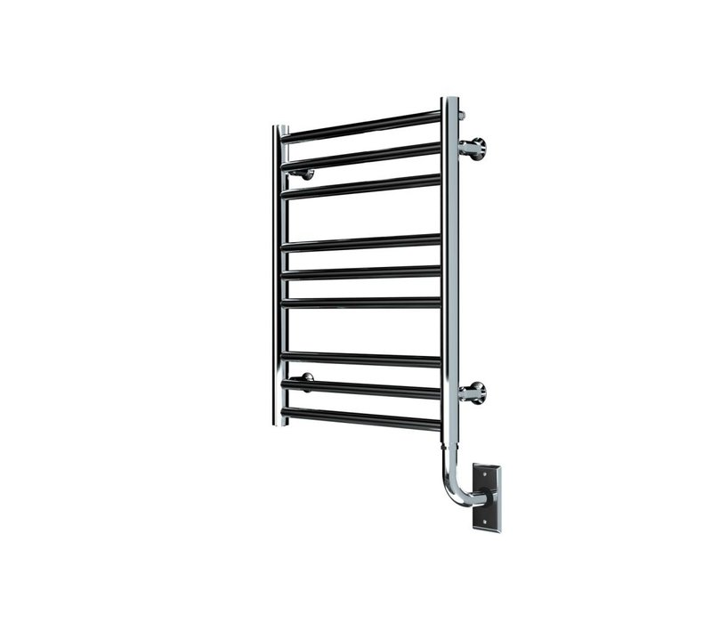 ICO - Sorano - Hydronic Towel Warmer - Chrome