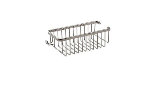 Aquabrass Aquabrass - Wire Basket with razor handle - 2054