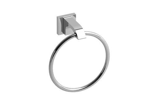 Riobel Riobel - Zendo - Accessories Chrome Towel ring