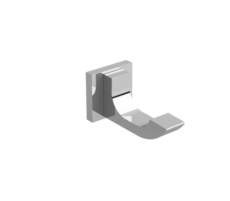 Riobel - Zendo - Accessories Chrome Robe Hook