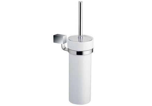 LaLOO LaLOO - Toilet brush holder - Square
