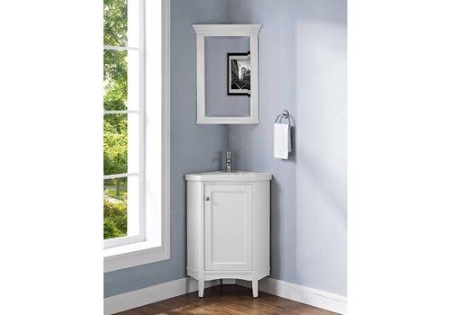 Fairmont Design's Fairmont - Shaker Americana - Corner Vanity