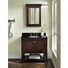 "Fairmont Design's Fairmont - Shaker Americana - 36"" Open Shelf Vanity"