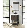 """Fairmont Design's Fairmont Design's - Toledo 24"""" Vanity - Door - Driftwood Gray - Driftwood Gray - 1401-24"""